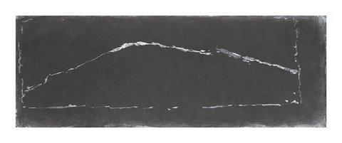Charles Maussion - Montagne, 2004 - 73 x 200 cm