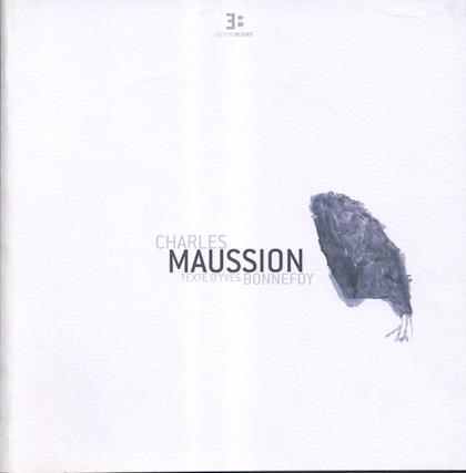Catalogue Charles Maussion Institut Francais de Naples 2006