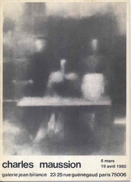 Charles Maussion Catalogue Briance1980