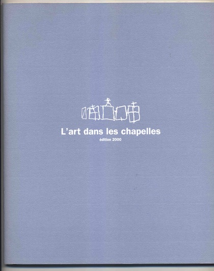 Charles Maussion Catalogue L'art Dans Les Chapelles